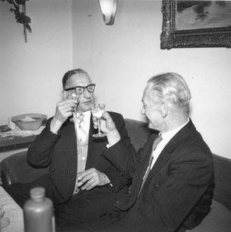 Walter und Kurt Senftleben