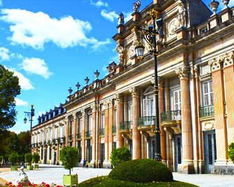 Palacio Real de La Granja de San Ildefonso