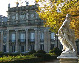 Palacio del Real Sitio de San Ildefonso