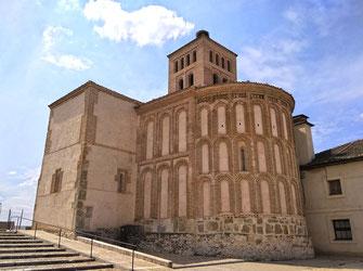 Iglesia de San Baudilio en Samboal