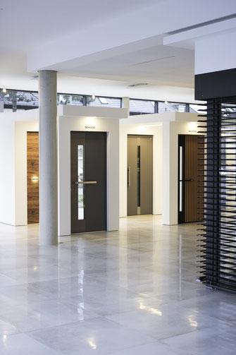 Haustüren Ausstellung in Düren zwischen Aachen und Köln