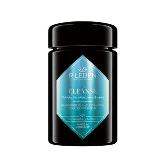 CLEANSE von R-Leben zur Schadstoffbindung und Schutz vor oxidaivem Stress