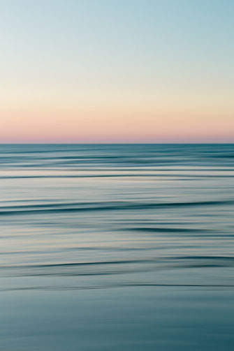 Mittelmeer, Mediterranean Sea, Fotokunst, abstract, seascape, abstrakt, Meer, sunset, Sonnenuntergang, Kunst, Strand, beach, Art, Fotografie, photography, wall art, Holger Nimtz, impressionistisch, Impressionismus, Wandbild, malerisch, verwischt,