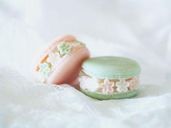 マカロンソープ お菓子のような石けん スイーツ石けん
