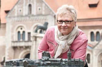 Sabine Kleinke Burgplatz Braunschweig