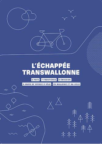 Echappée Transwallonne - voyage à vélo - Hike up, Upgrade Your place! - agence de dynamisation touristique - tourisme durable