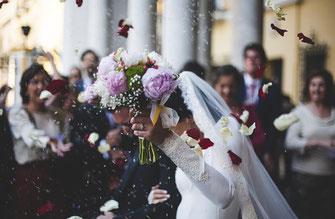 Hochzeitsparty