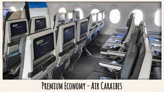 air caraibes a350 premium economy