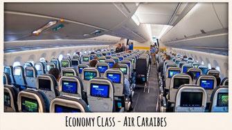 air caraibes a350 economy class