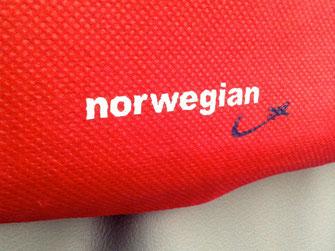 norwegian economy class