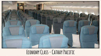 cathay pacific a350 economy class