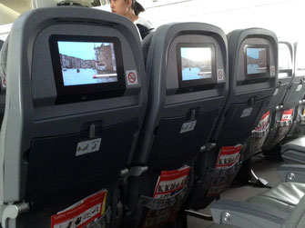 norwegian economy class screens