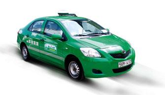Mai Linhタクシー