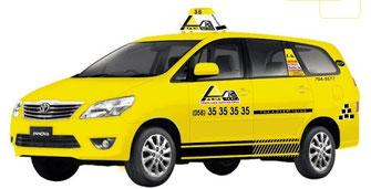 Vangタクシー