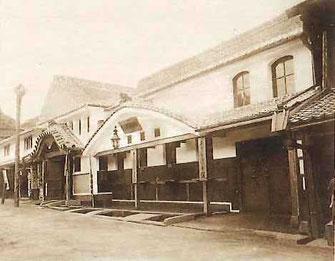 ▲製造元の「喜多屋」は九州・大分で江戸時代から続くの老舗旅館(同社ホームページより)