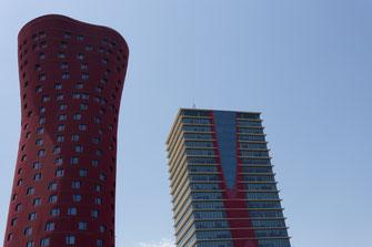 Porta Fira Hotel und Torre Realia BCN in Barcelona von Tobias Gawrisch ( Xplor Creativity)