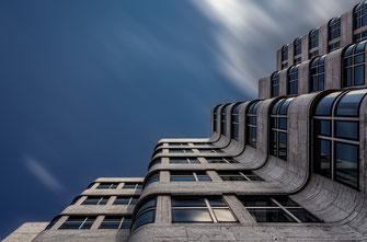 Shell Haus in Berlin von Tobias Gawrisch (Xplor Creativity)
