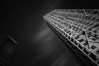 Art Hotel und MAPFRE Tower in Barcelona von Tobias Gawrisch (Xplor Creativity)