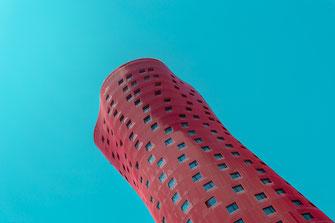 Das Porta Fira Hotel in Barcelona von Tobias Gawrisch (Xplor Creativity)