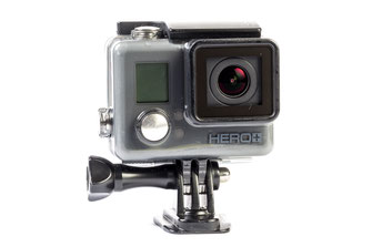 GoPro Hero+ von Tobias Gawrisch (Xplor Creativity)
