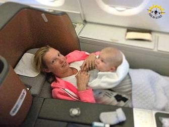 baby koffer flugzeug
