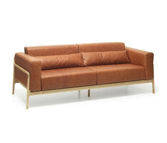 Fawn-das-Sofa-von-Gazzda-als-Dreisitzer