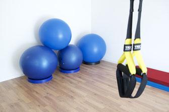 Fitness / Kraftraum / Gruppentherapie