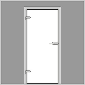 Glastürbeschläge - Studio-Studio