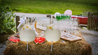 Party feiern auf Gut Aichet im Landkreis Passau