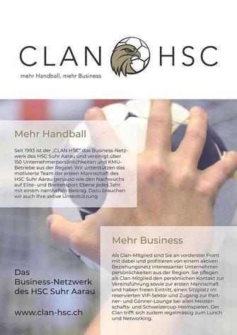 Flyer CLAN HSC