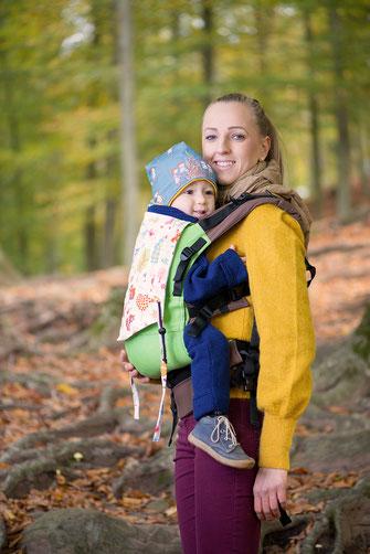 Babytragen und Coronavirus, Covid 19 Tragehilfe, Tipps für Eltern
