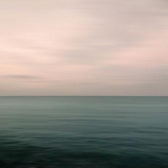 """Sea Glow"" Art Print  © Lena Weisbek"