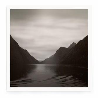 """Country Lane"" Art Print von Lena Weisbek"
