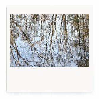 """""""Floating Linies"""" Art Print"""