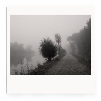 """Silent Place"" Art Print von Lena Weisbek"