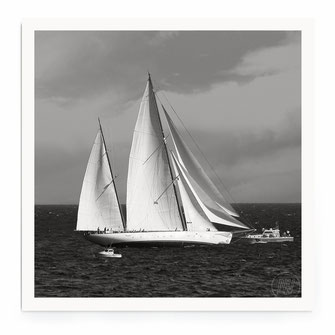 """Sailboat I"" Art Print to buy"