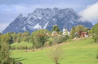 Aigen im Ennstal/Hohenberg/Stmk./Austria
