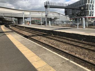 Railway Station, Newport