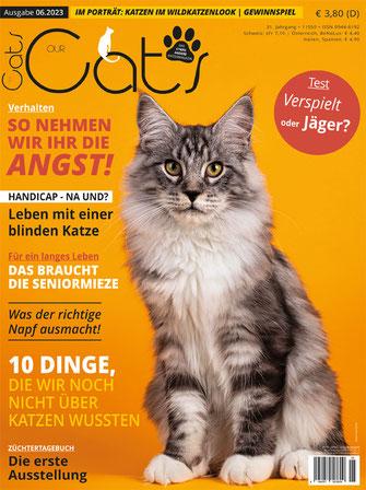 OUR CATS - Das etwas andere Katzenmagazin