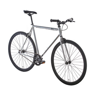 Singlespeed chrome silber 6KU Detroit