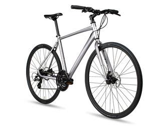 6KU Hybrid Bike 24-Gang