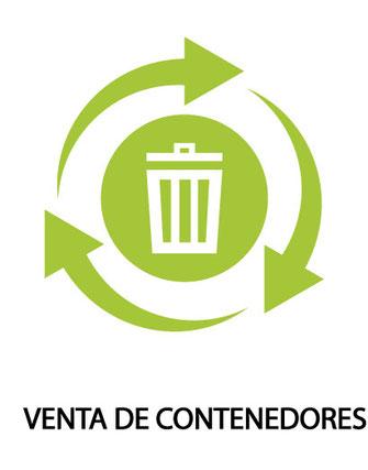 VENTA DE CONTENEDORES DE BASURA