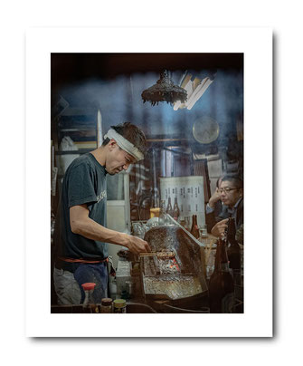 Japan, Photography, Fine Art Print, Shinjuku, Cook