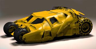 diseño y modificación de autos en fibra de vidrio