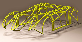 diseño y modificaciones para autos en metal