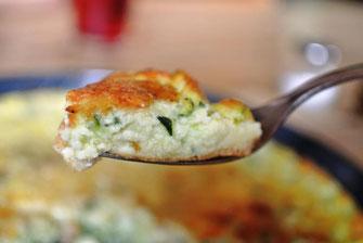 Schnell was kochen - Omelett mit Gemüse