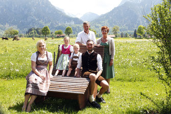 Der Jägerhof in Schwangau