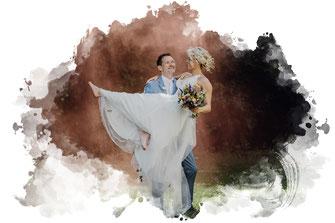 Hochzeitsportrait, Hochzeits Fotograf Oberösterreich, Salzburg