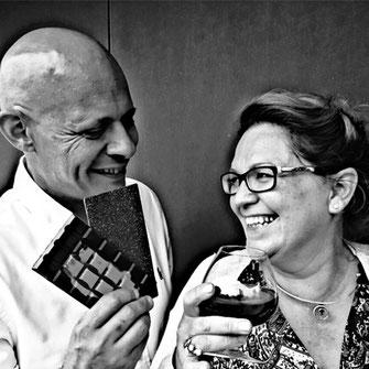Fiona Sciolti & Philipp Tresch