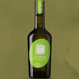Monini Coratina. Weltbestes Olivenöl? Ja.